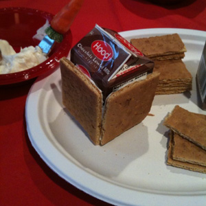 Easy Gingerbread House That S Guaranteed Not To Collapse