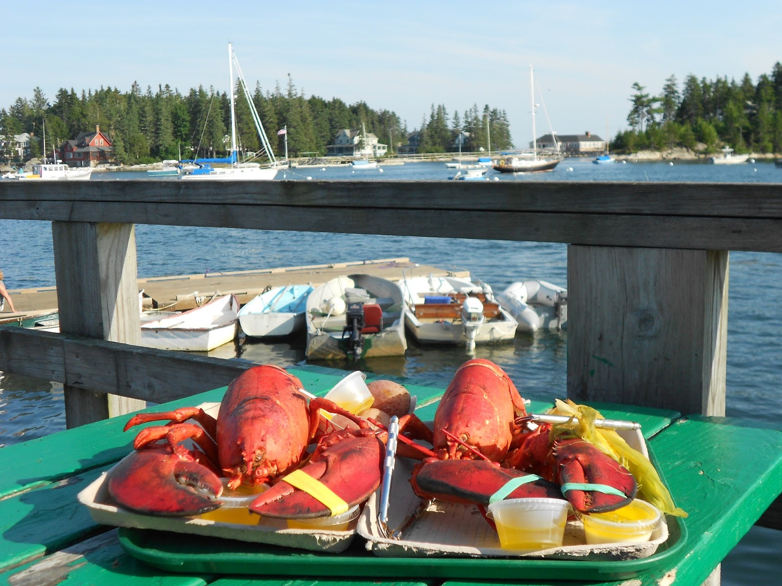 lobster shacks a road trip guide to new england s best lobster