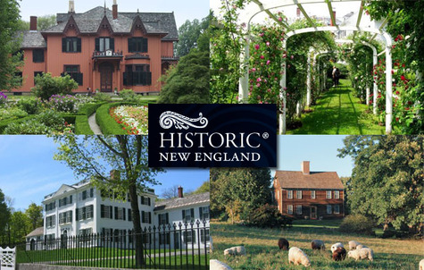 Historic New England Open House – all museums FREE all day