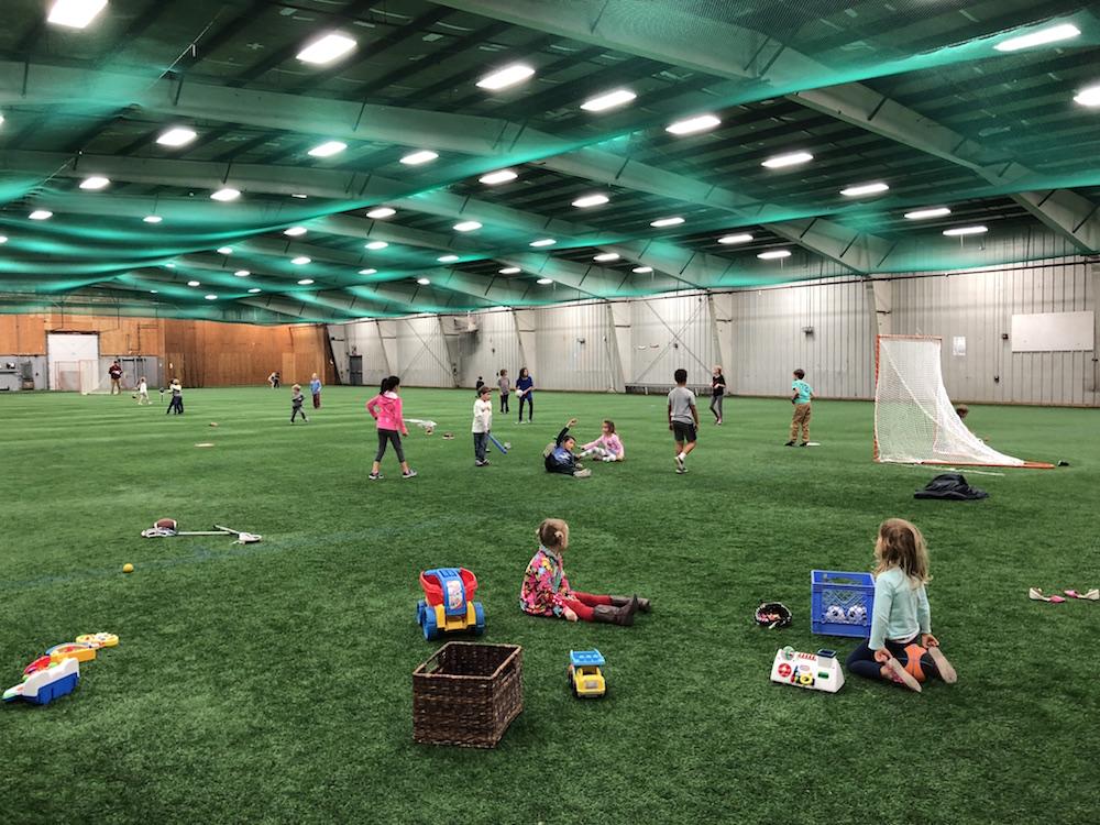 Birthday Party Venue: Maine Athletic Complex - Portland ...