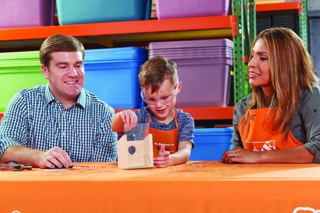 Free Home Depot Kids Workshop 6 1 Putting Green Portland Kids