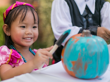 Portland Kids Calendar loves the Teal Pumpkin Project
